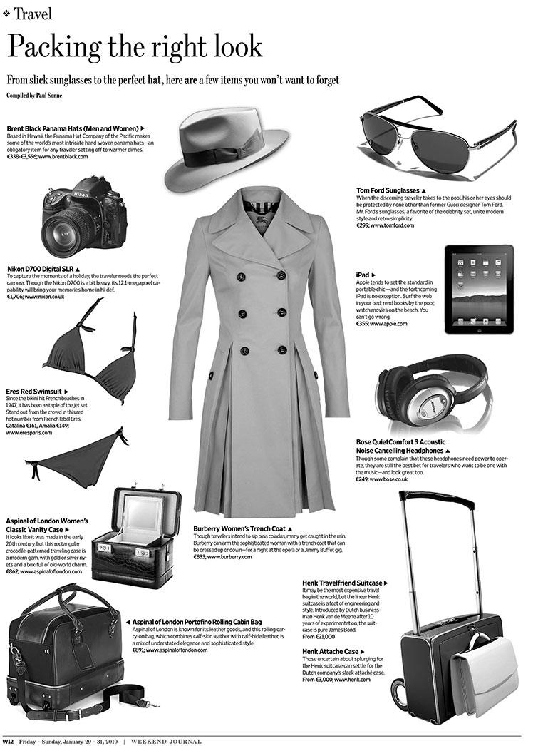 39dbb56e935db WSJ-UK  Packing the Right Look — Brent Black Panama Hats