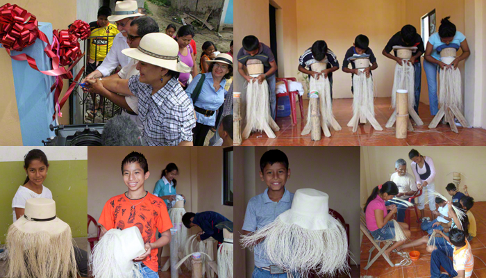 montecristi-weaving-school