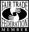 Fair Trade Federation membership logo