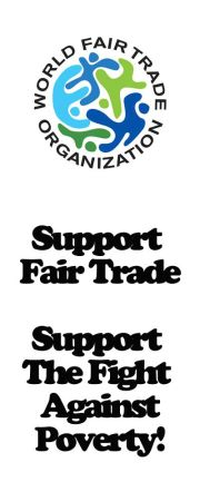 World Fair Trade Association membership logo