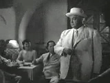 Panama Hat -- Casablanca with Sydney Greenstreet