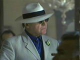 Panama Hat -- Hannibal with Anthony Hopkins