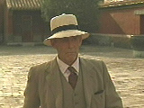 Panama Hat -- The Last Emperor with Peter O'Toole