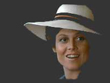 Panama Hats -- The Year of Living Dangerously with Sigourney Weaver