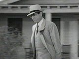 Panama Hat -- To Kill a Mockingbird with Gregory Peck