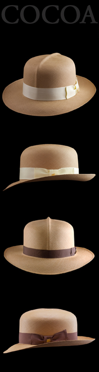 Panama Hat Optimo SE Cocoa