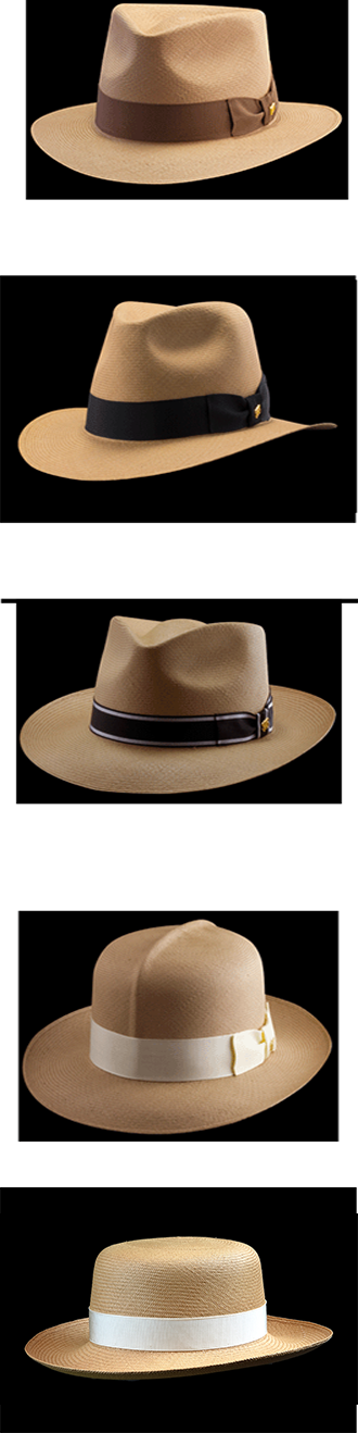 Panama Hat Safari Edition
