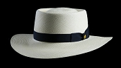 Bahama Beach Blanco genuine Panama hat