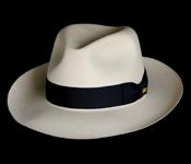 Men S Montecristi Panama Hats Fedoras Custom Sized