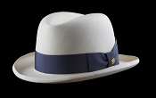 Homburg genuine Panama hat
