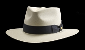 Kentucky Smith Blanco genuine Panama hat
