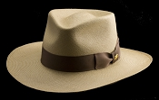 Kentucky Smith Cocoa genuine Panama hat