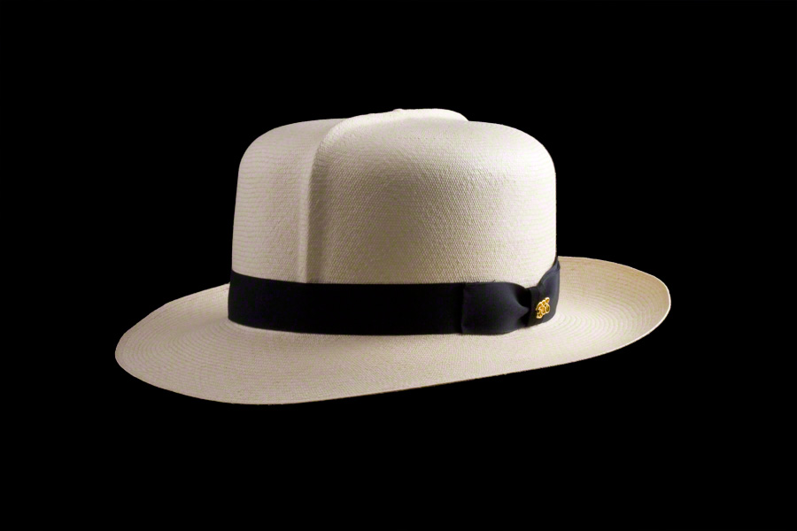 Foldable Montecristi Panama Hat ... 3e2fe688b2b2