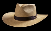 West Panama SE Cocoa genuine Panama hat