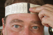 Measure your hat size