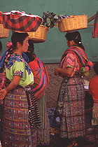 Maya Women in Totonicopan